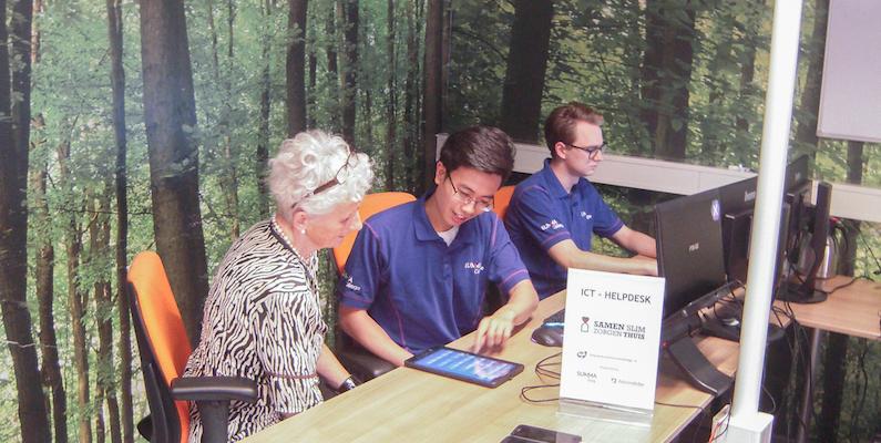 ICT-ondersteuning in het onderwijs van Summa College