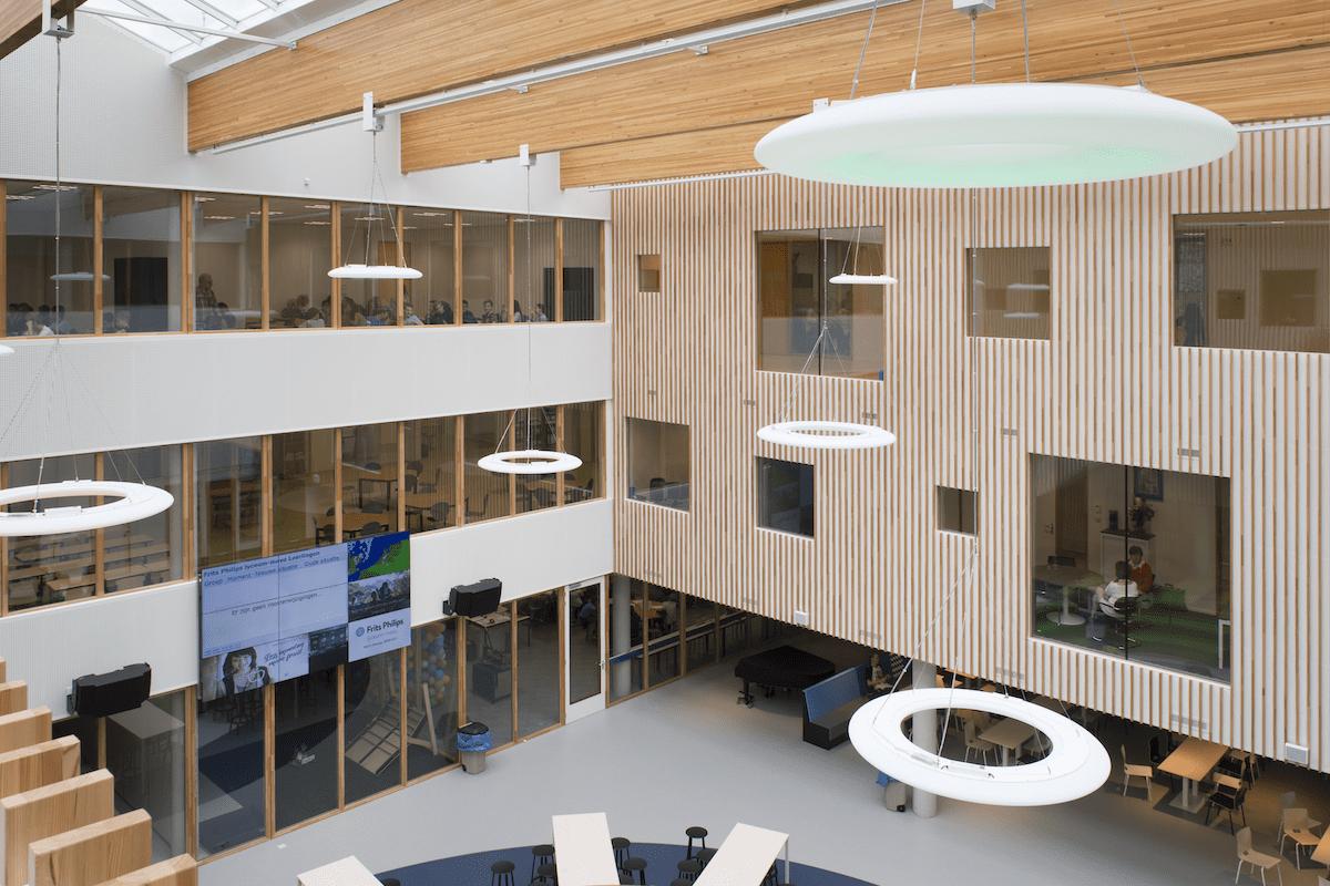 Betere focus voor Frits Philips lyceum-mavo met de juiste ICT