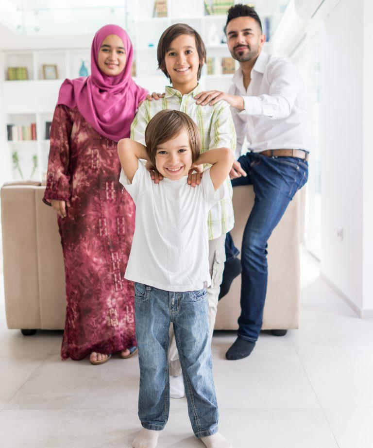 Dienstverlening van de gemeente: jong gezin