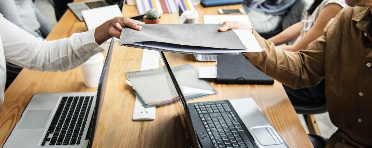 Jouw werkplekken gestandaardiseerd in vier stappen