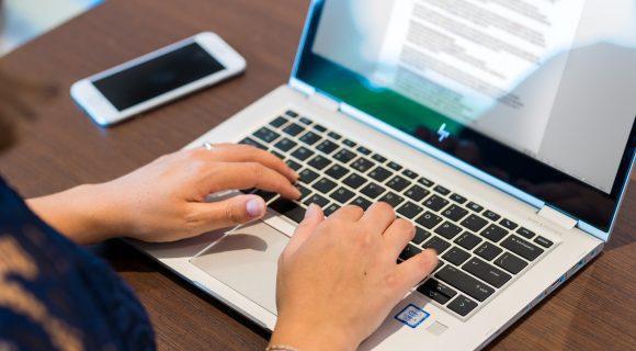 Samenwerken met tools voor online communicatie
