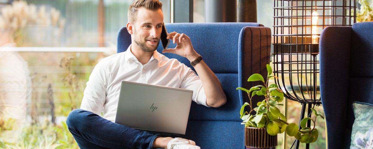 De voordelen van de moderne werkplek